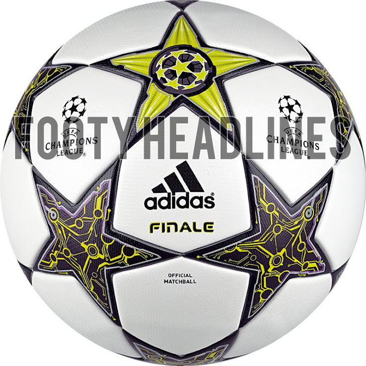 Adidas 1213 Champions League Ball Leaked! | SKYWINGDRIVE