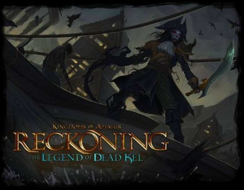 Kingdoms Of Amalurreckoning Dlcthe Legend Of Dead Kel Skywingdrive